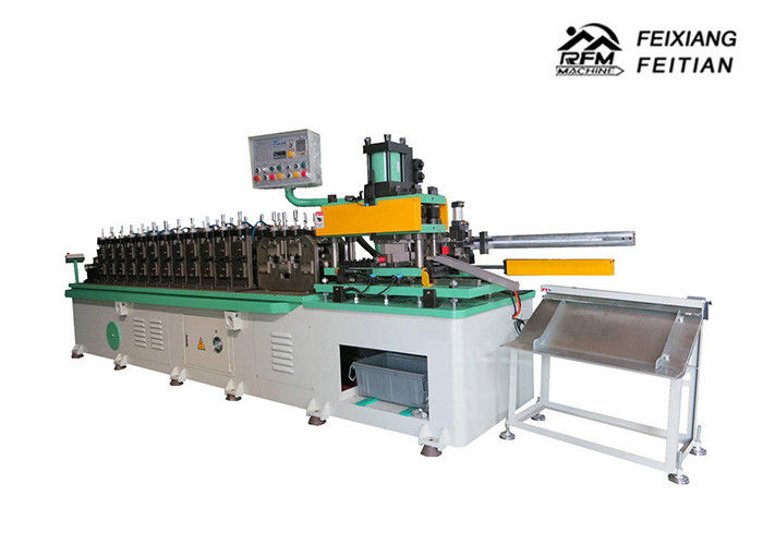 Steel Channel Roll Forming Machine  Easy Operation For Kitchen Cabinet / Drawer